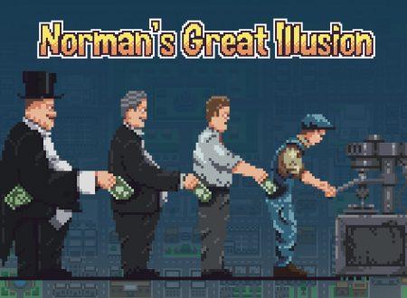 Norman's Great Illusion: uno sguardo in video al titolo dai Nintendo Switch europei