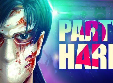 Party Hard 2: uno sguardo in video al titolo dai Nintendo Switch europei