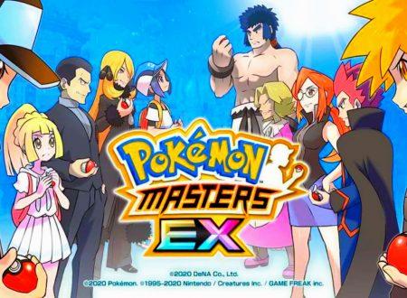 Pokèmon Masters EX: il titolo aggiornato alla versione 2.0.0 su Android e iOS