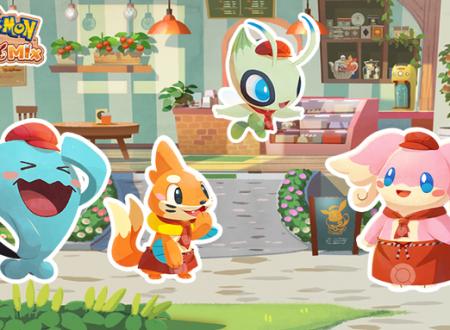 Pokémon Cafe Mix: ora disponibili altri 50 nuovi stage regolari con Buizel e Wobbuffet