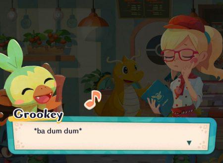 Pokémon Cafe Mix: ora disponibili i nuovi stage evento dedicati a Grookey