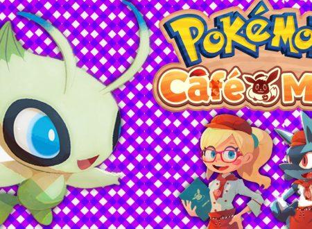 Pokémon Cafe Mix: uno sguardo in video gameplay all'evento speciale con Celebi