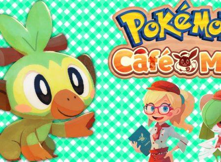 Pokémon Cafe Mix: uno sguardo in video gameplay all'evento speciale con Grookey