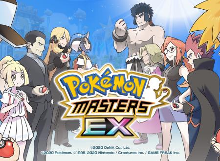 Pokemon Masters: il titolo mobile aggiornato in Pokemon Masters EX dal prossimo 28 agosto