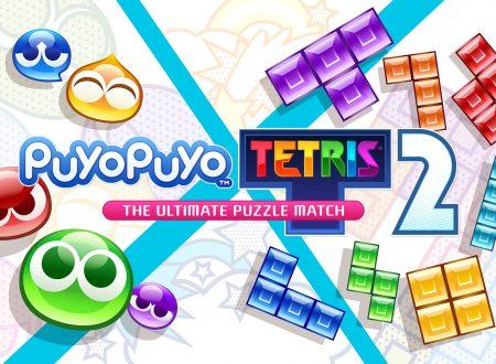 Puyo Puyo Tetris 2: pubblicato un nuovo trailer sul titolo dal TGS 2020