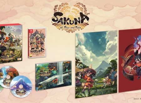 Sakuna: Of Rice and Ruin, svelato l'arrivo di una Limited Edition su Nintendo Switch