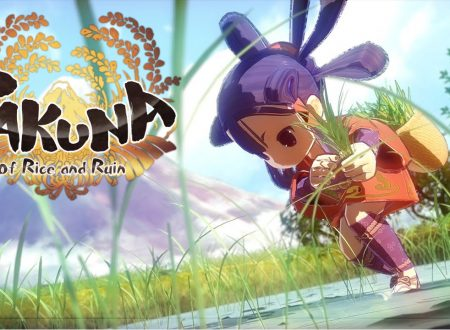 Sakuna: Of Rice and Ruin, un video mostra la meccanica di coltivazione del riso