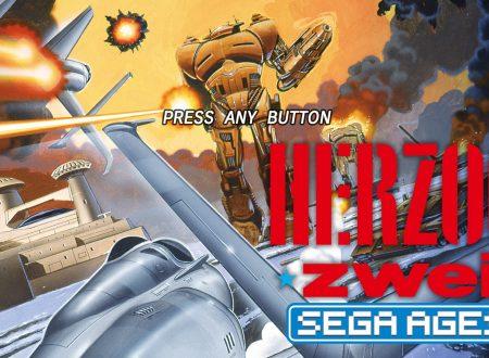 Sega Ages Herzog Zwei, uno sguardo al classico titolo dai Nintendo Switch giapponesi