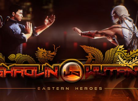 Shaolin Vs Wu Tang: Eastern Heroes, uno sguardo in video al titolo dai Nintendo Switch europei