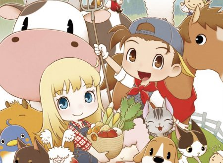 Story of Seasons: Friends of Mineral Town, il titolo aggiornato alla versione 1.0.2 sui Nintendo Switch europei