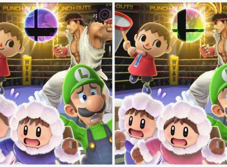 Super Smash Bros. Ultimate: svelato l'arrivo del torneo: Finta con Sfera Smash