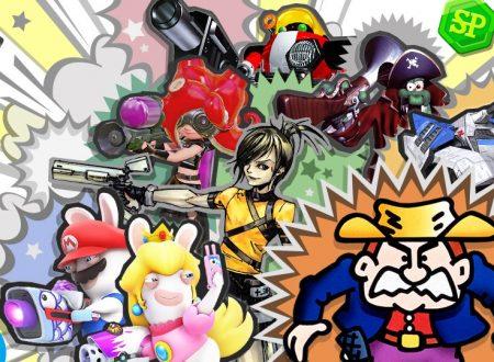 Super Smash Bros. Ultimate: svelato l'arrivo dell'evento degli spiriti: Armati fino ai denti
