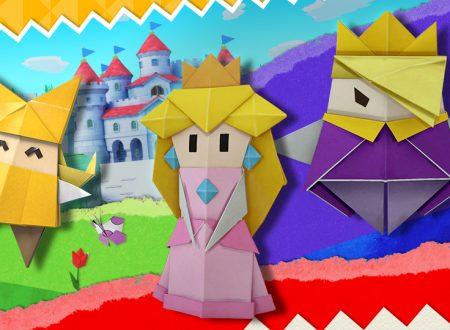 Super Smash Bros. Ultimate: svelato l'arrivo dell'evento degli spiriti: Paper Mario: The Origami King