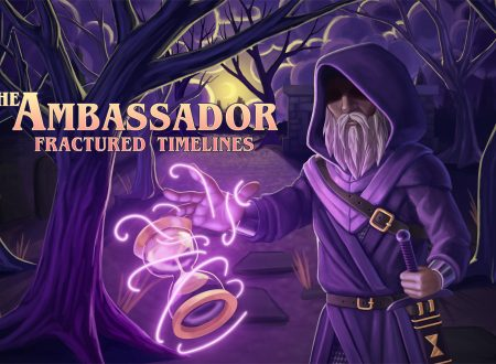 The Ambassador: Fractured Timelines, uno sguardo in video al titolo dai Nintendo Switch europei