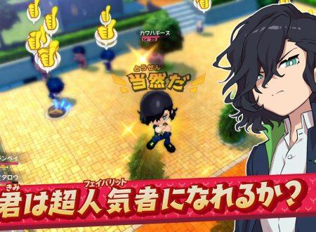 Yo-kai Watch Jam: Yo-kai Academy Y – Waiwai Gakuen Seikatsu, pubblicati due nuovi video promozionali