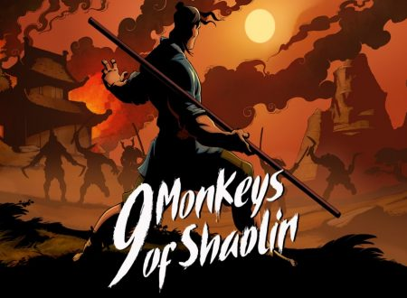 9 Monkeys of Shaolin: uno sguardo in video al titolo dai Nintendo Switch europei