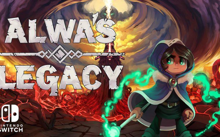 Alwa's Legacy: il titolo in arrivo il 29 settembre sull'eShop di Nintendo Switch