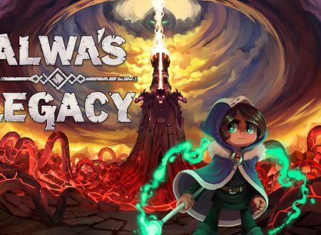 Alwa's Legacy: uno sguardo in video gameplay al titolo dai Nintendo Switch europei