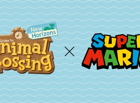 Animal Crossing: New Horizons, annunciato l'arrivo di mobili di Super Mario per il 35° anniversario