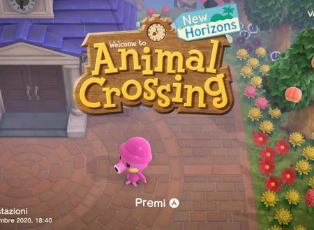 Animal Crossing: New Horizons, il titolo aggiornato alla versione 1.5.0 sui Nintendo Switch europei