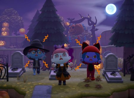 Animal Crossing: New Horizons, pubblicati nuovi screenshots dedicati al nuovo update Autunnale