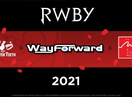 Arc System Works, WayForward e Rooster Teeth uniti per la creazione di un nuovo titolo della serie RWBY