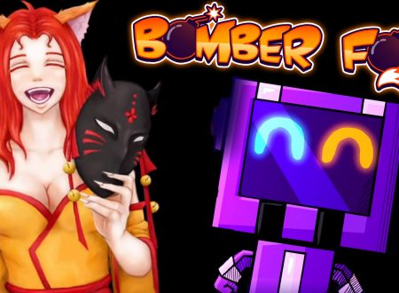 Bomber Fox: uno sguardo in video al titolo dai Nintendo Switch europei