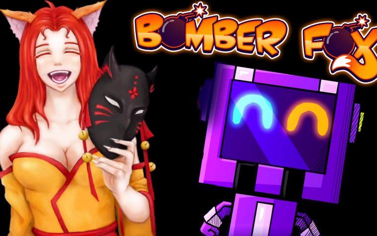 Bomber Fox: uno sguardo in video al titolo dai Nintendo Switch europei