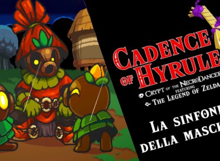Cadence of Hyrule: uno sguardo in video al DLC con Skull Kid, ora disponibile su Nintendo Switch