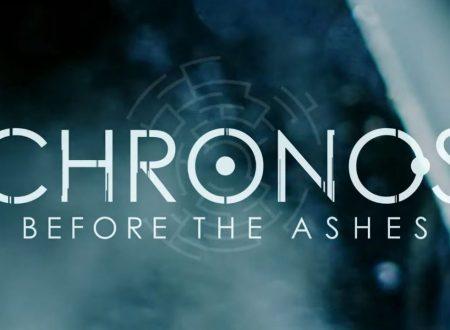 Chronos: Before the Ashes, il titolo in arrivo il 1 dicembre sull'eShop di Nintendo Switch
