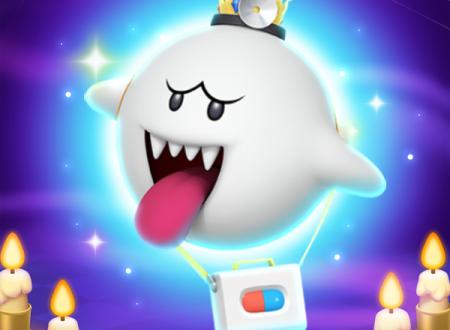 Dr. Mario World: pubblicato un trailer su Dr. King Boo, ora disponibile nel titolo mobile