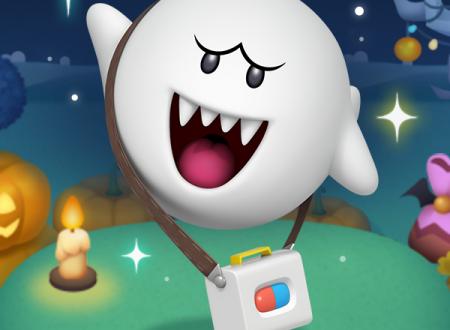 Dr. Mario World: svelata la presenza di Dr. Boo, in arrivo il 24 settembre nel titolo mobile