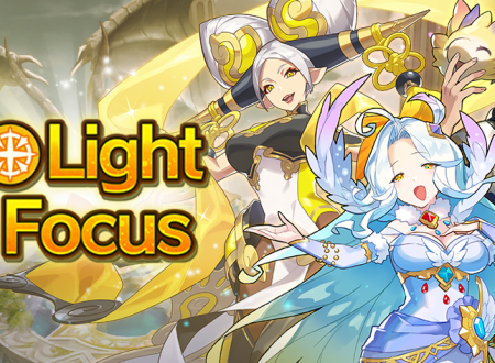Dragalia Lost: annunciato l'arrivo del Summon Showcase, Light Focus