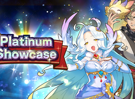 Dragalia Lost: ora disponibile il Platinum Showcase e il Summon Showcase, Light Focus