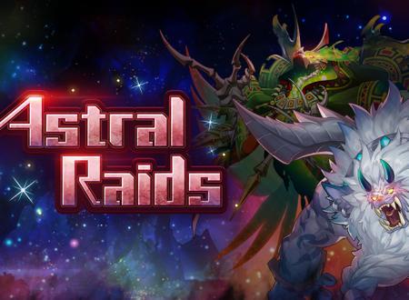 Dragalia Lost: ora disponibile il nuovo evento degli Astral Raids