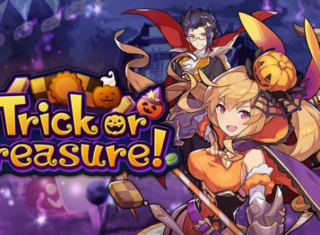 Dragalia Lost: svelato il ritorno del Facility Event Revival, Trick or Treasure!, ora disponibile