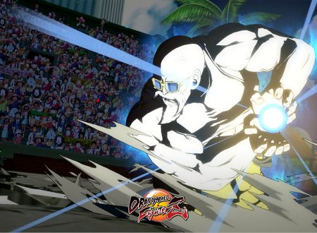 Dragon Ball FighterZ: il DLC del Maestro Muten in arrivo il 18 settembre su Nintendo Switch