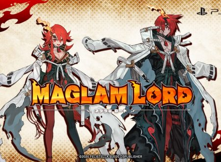 Maglam Lord: l'action RPG in arrivo nel corso dell'inverno sui Nintendo Switch nipponici