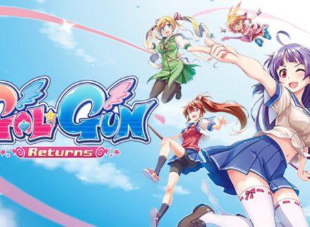 Gal*Gun Returns: pubblicato un nuovo video gameplay dedicato al titolo