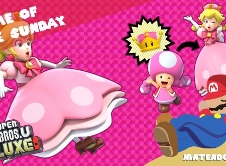 Game of the Sunday – Il gioco della domenica: Peachette in soccorso di Peach nella run su New Super Mario Bros. U Deluxe in attesa di Super Mario 3D All Stars