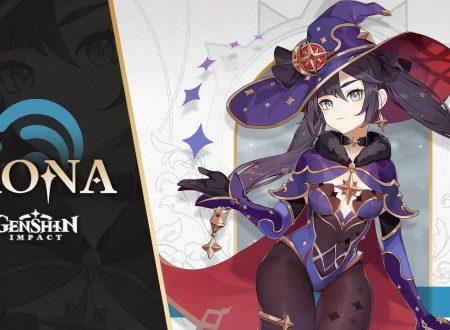 Genshin Impact: pubblicato un nuovo trailer ed informazioni su Mona