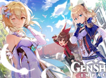 Genshin Impact: un nostro sguardo in video gameplay alla prima ora dedicata al Breath of the Waifu