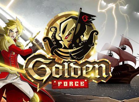Golden Force: l'action platform in arrivo nel Q4 2020 sull'eShop di Nintendo Switch