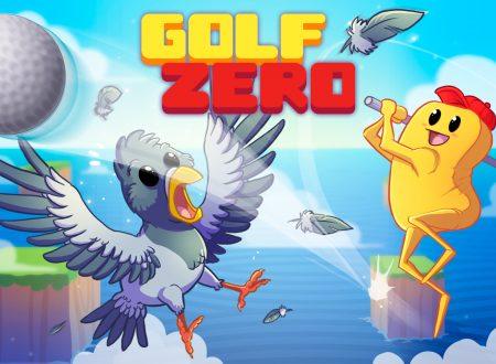 Golf Zero: uno sguardo in video al titolo dai Nintendo Switch europei