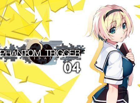 Grisaia: Phantom Trigger Vol. 4, uno sguardo in video alla visual novel dai Nintendo Switch europei