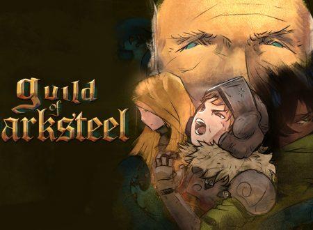 Guild of Darksteel: il titolo in arrivo nel Q1 2021 sull'eShop di Nintendo Switch