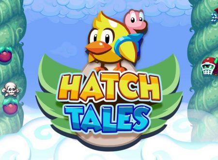Hatch Tales: Chicken Wiggle Workshop cambia nome ed è in arrivo nel 2021 su Nintendo Switch