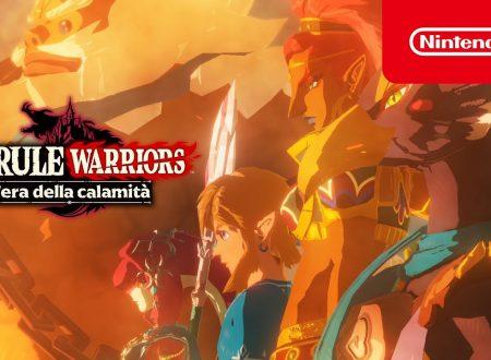 Hyrule Warriors: L'era della calamità, il prequel in arrivo il 20 novembre sui Nintendo Switch europei