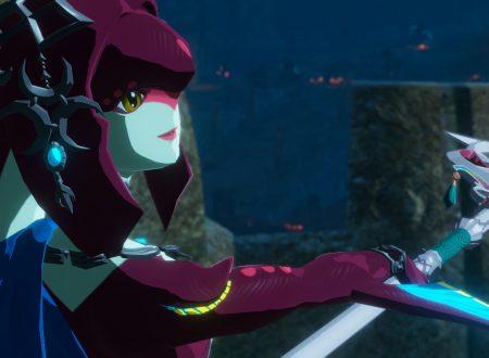 Hyrule Warriors: L'era della calamità, pubblicati nuovi artwork e screenshots dedicati a Mipha e Daruk