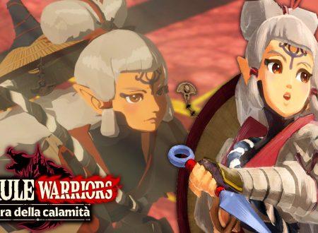 Hyrule Warriors: L'era della calamità, un video gameplay dal TGS 2020 ci mostra la giovane Impa come personaggio giocabile
